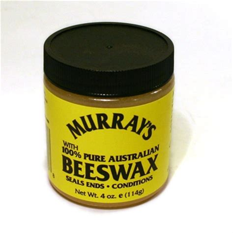Pomade Murray S Black Beeswax murray s beeswax classic hair products by sivletto