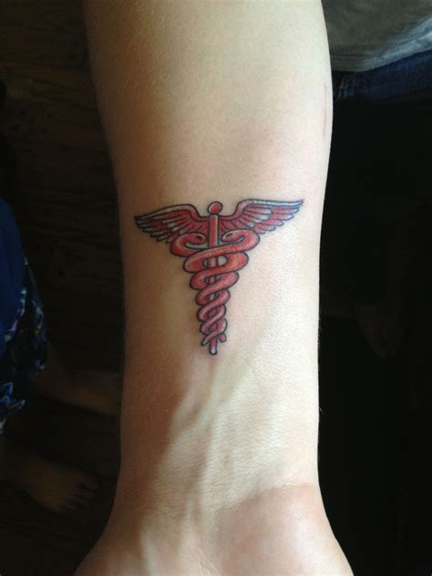 medical symbol tattoo symbol tattoos