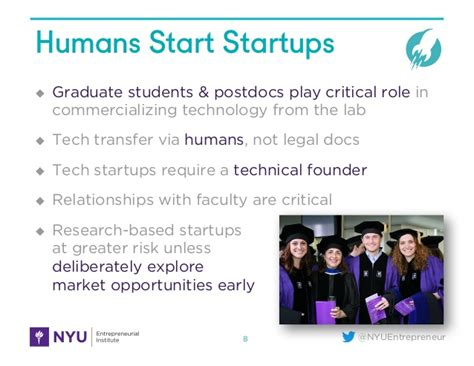 Nyu Mba Information Session by Introduction To The Innovation Corps Nsf I Corps