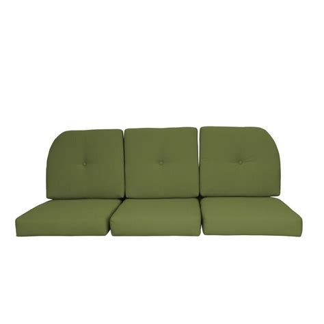 Cushion Sofa Bantal Sofa 6 paradise cushions sunbrella kiwi 6 wicker outdoor sofa cushion set nc22253 48023 the