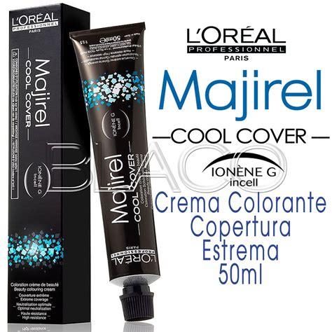 majirel cool cover loreal majirel cool cover 50ml in colorazione classica colorazione su blaco it