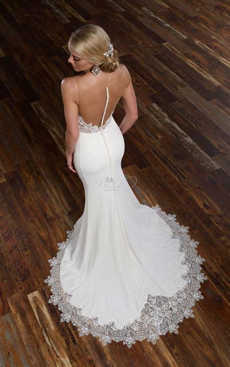 Wedding Dresses No by Martina Liana For Rk Bridal
