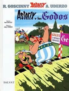 libro asterix y los godos las 35 aventuras de ast 233 rix chic
