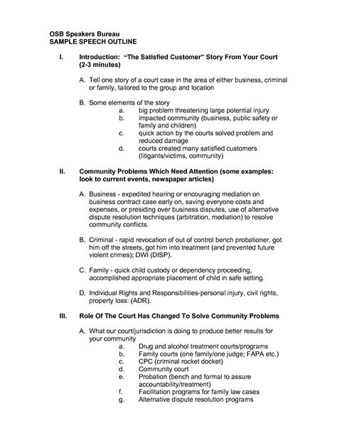 Self Introduction Speech Outline Exle by Best Photos Of Sle Introduction Speech Outline For Introduction Speech Outline Exle