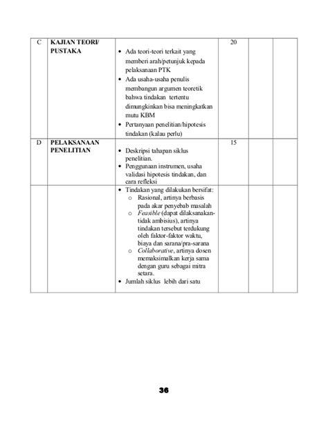 format sebuah abstrak penelitian tindakan kelas skripsi karya tulis ilmiah judul