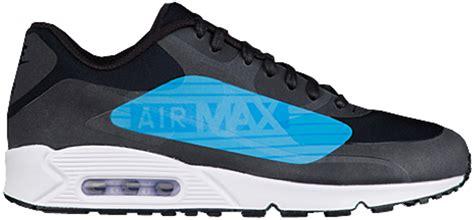 Sepatu Murah Nike Airmax Cyan Black List White nike air max 90 ns big logo laser blue