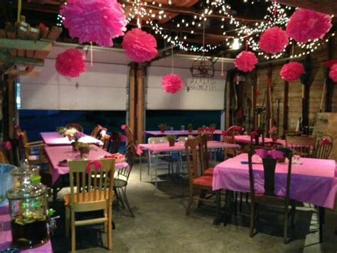 how to decorate for a birthday party at home 25 best ideas about garage party on pinterest party