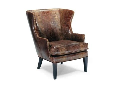 leather living room chairs precedent furniture living room leather wing chair l2509