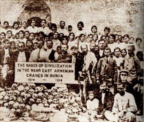 Ottoman Turkey Genocide by The Armenian Genocide United To End Genocide