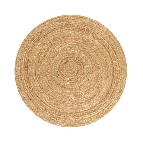 tappeto juta tappeto rotondo in juta intrecciata coincasa