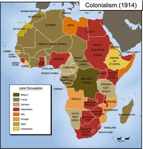pattern of colonial rule in east africa africa incredible wealth exploitation corruption and