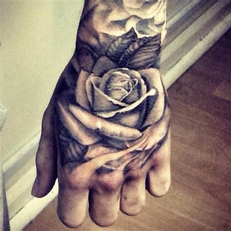 Tattoo On Hand Death | hand tattoo by john lewis hand tattoos by life death