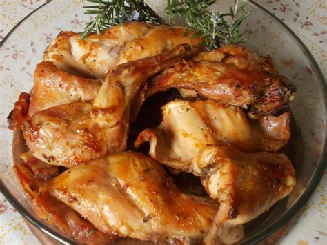cucinare il coniglio al forno coniglio arrosto al forno bon bon