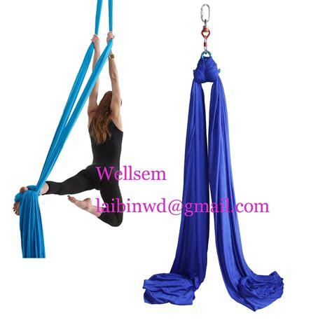 aerial yoga swing for sale online buy wholesale silk hammock from china silk hammock