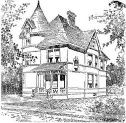 coloring pages of houses homes coloring pages for adults