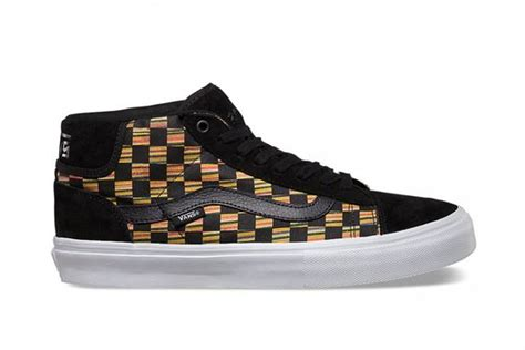 Vans Authentic Syndicate Cliver cliver x vans syndicate 2014 collection