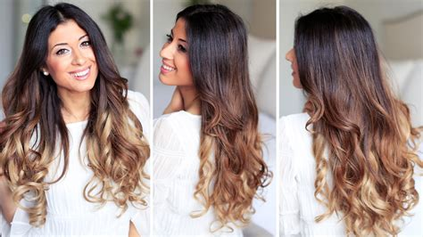 How To Curl Hair by How To Curl Your Hair In 2 Minutes Luxy Hair