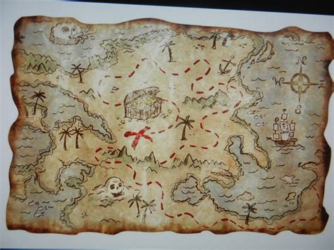 pirate treasure map pirate treasure maps www pixshark images galleries