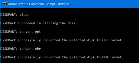 format gpt cmd how to check if a disk uses gpt or mbr and convert
