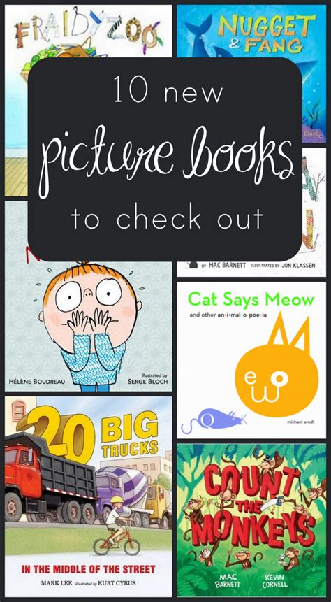 check me out proper contemporary books everyday reading 10 new picture books to check out