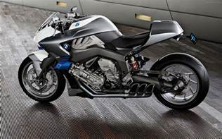 Bmw Motorrad Bmw Motorrad Concept 6 Widescreen Bike Wallpaper