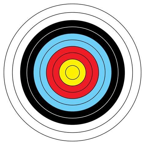 Sasaran Tembak Shooting Target Paper Circle 2013 03 2020 archery