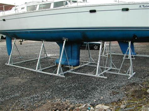 boat cradle craft t yacht and boat cradle tennamast cradles
