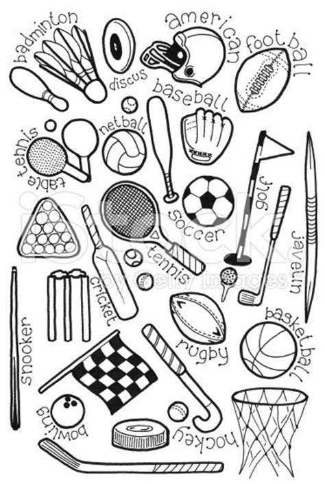 doodle sport best 25 sports drawings ideas on normal