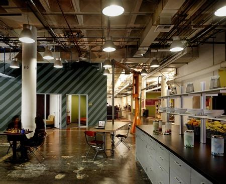 Facebook Office Design by Facebook Headquarters By Studio O A Dezeen