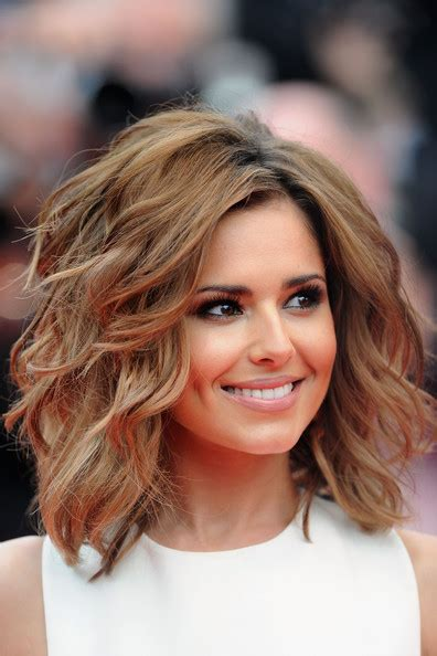 modern hairstyle for lawyer cheryl cole in outside of the law premeiere 63rd cannes