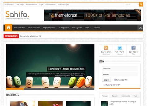 sahifa theme translation 25 best responsive magazine wordpress themes