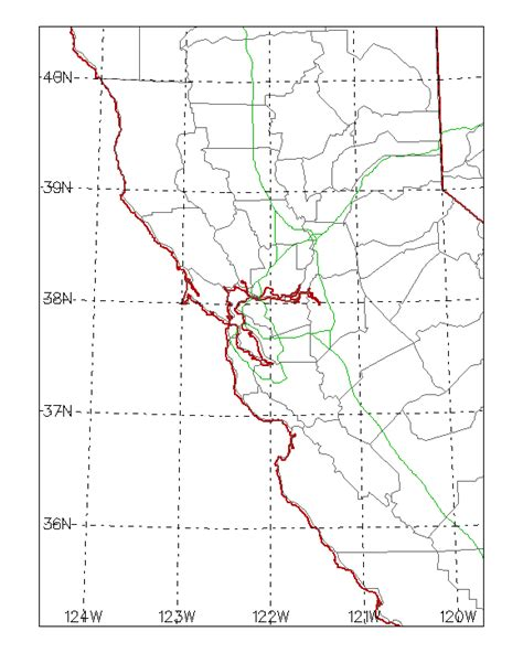 california map with latitude and longitude class meeting summary for metr 302 the atmosphere