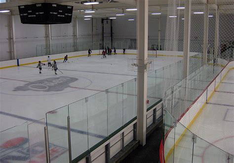 sono ice house custom ice rinks