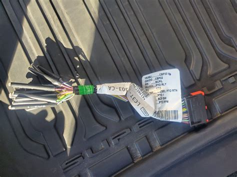 upfitter switch wiring ford truck enthusiasts forums