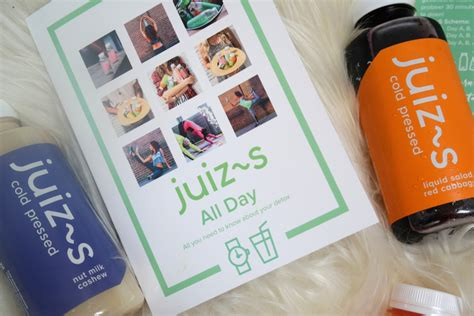 Csc Detox by Three Day Juice Detox With Juizs My Experiences