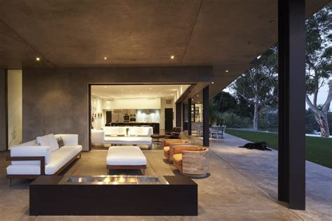 indoor design porch modern with open living room