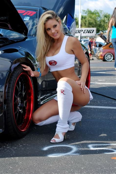 Ass Auto by Girls And Cars Nice Girl With Nice Car Tuning Sexy