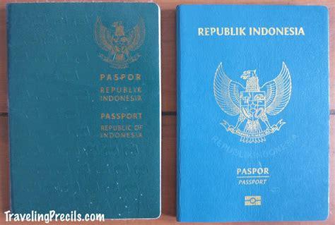 cara membuat paspor beserta gambar cara gang mengurus bebas visa jepang traveling precils