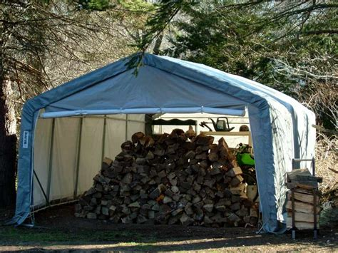 12 X 12 Sheds by Rhino Shelter 12x12 Instant Storage Shed Free Shipping