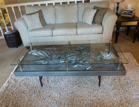 Han Solo Carbonite Star Wars Household Ideas Pinterest Han Carbonite Coffee Table For Sale