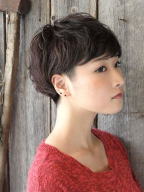 edgy japanese hairstyles 1423 best images about short hair on pinterest