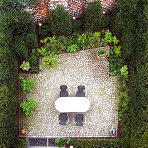 Gartengestaltung Bilder Kleiner Garten kleiner garten gro 223 e wirkung bauen de