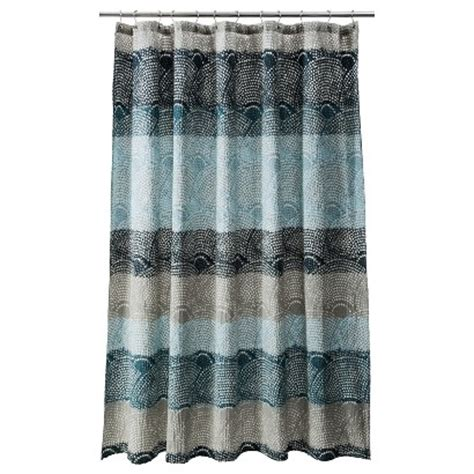 shower curtains target threshold scallop dot shower curtain target