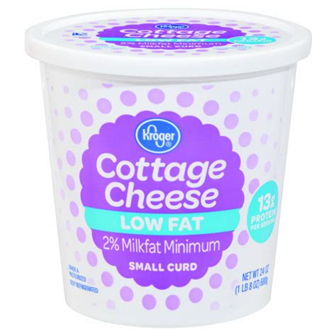 cottage cheese nutrients kroger 4 cottage cheese nutrition facts besto
