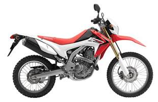 Honda Motorcycles 2015 2015 Honda Crf250l Review