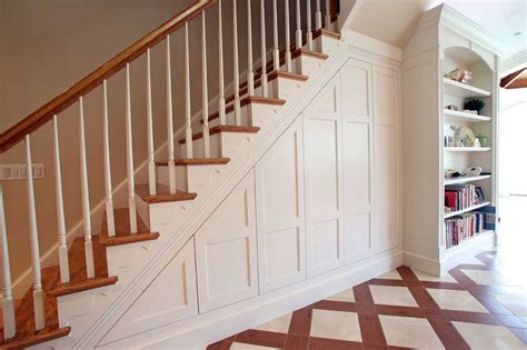 under stairs 8 clever ways to utilize that awkward space under your stairs