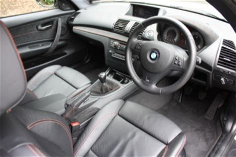 Bmw 1m Interior by Road Test Bmw 1 Series M Coupe Oversteer