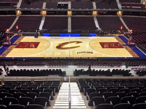 cleveland cavaliers on quot ready to fill up