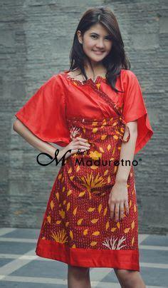 Fretty Tunik Sf Sort Dress Batik Pesta Elegan Pusat Batik Madura