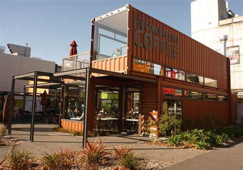 restart shipping container shopping centre christchurch